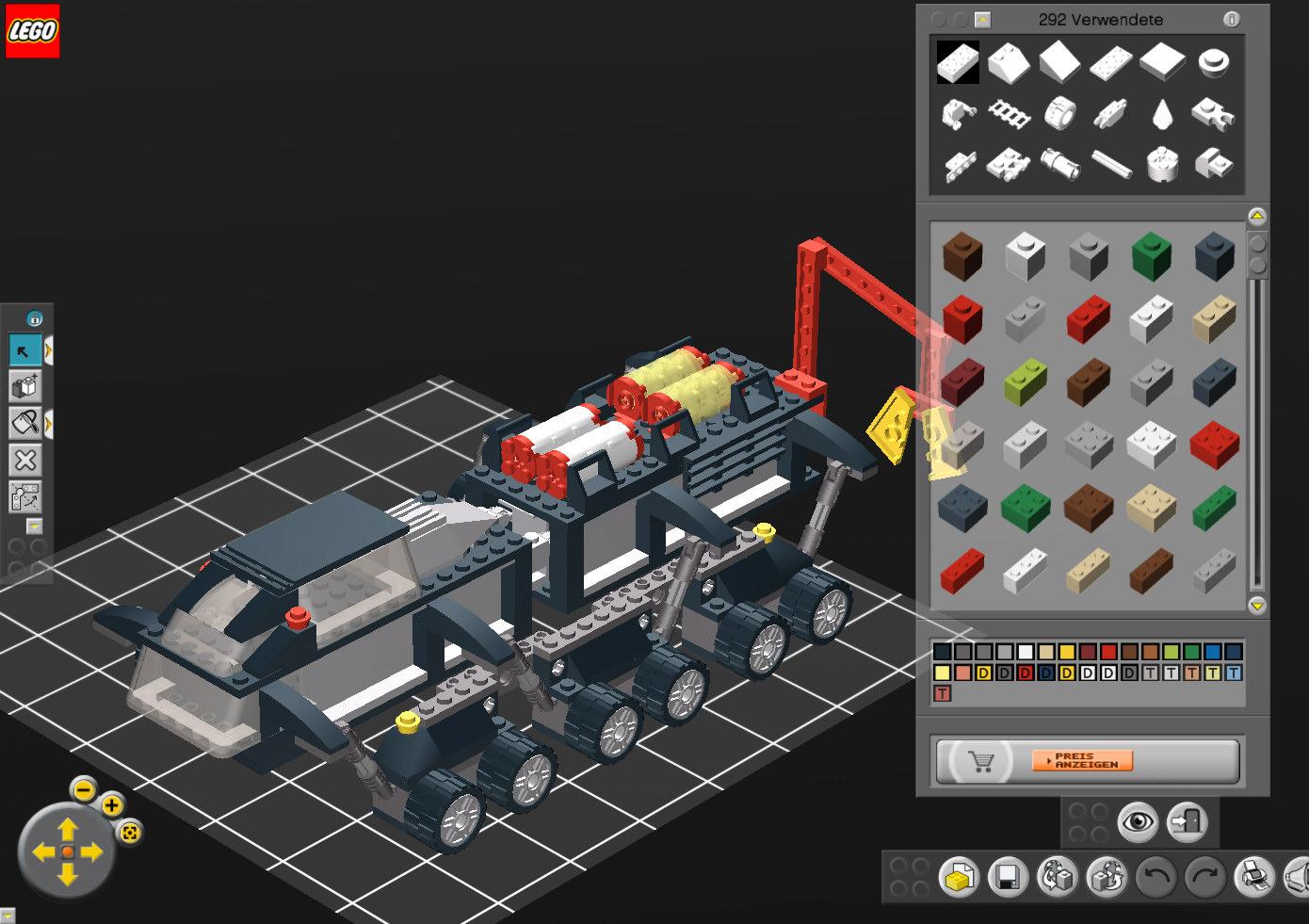 Lego Models By Jrg Roth