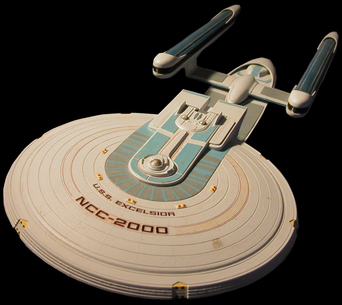 Starship Excelsior  NCC 2000