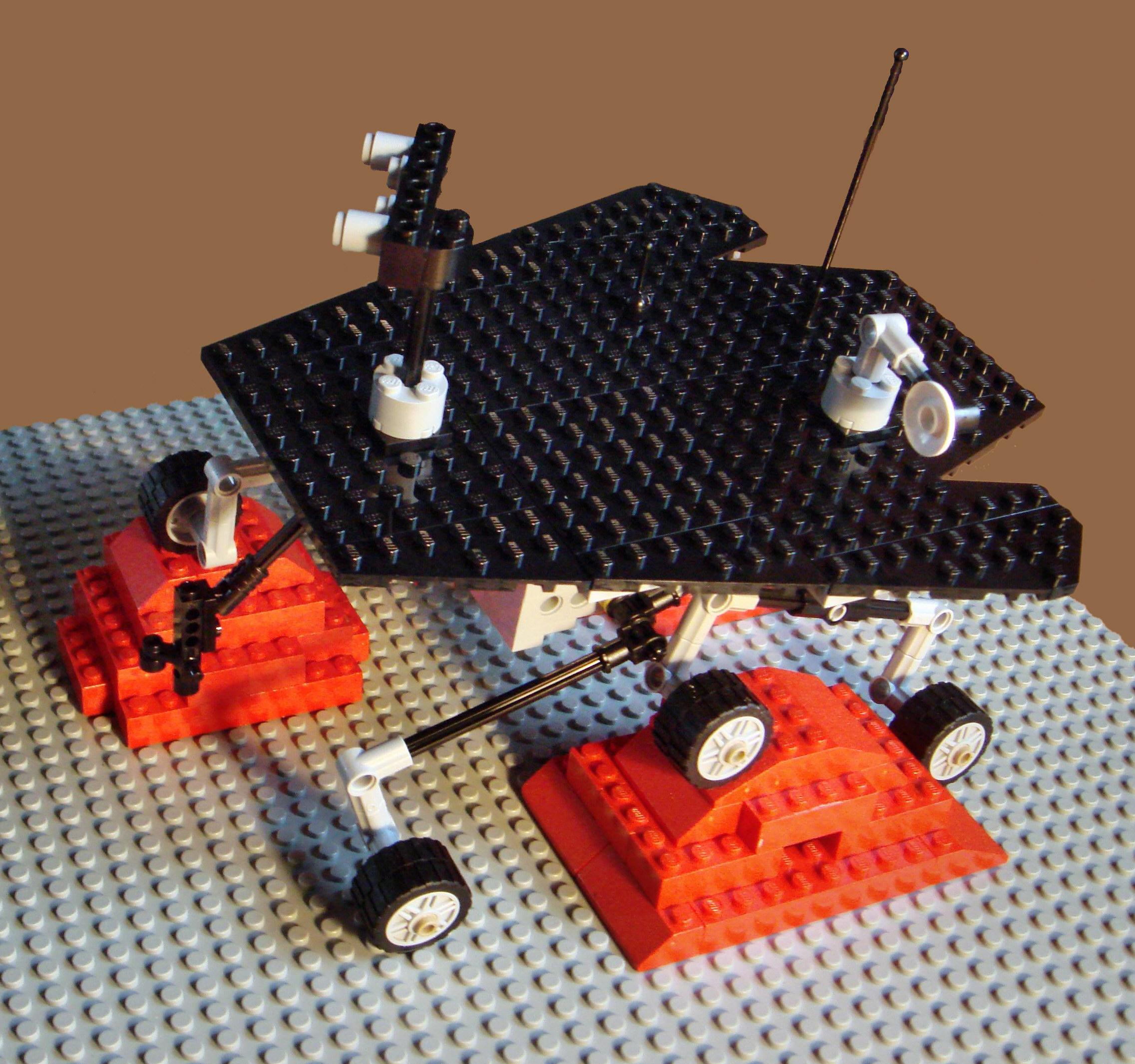 Lego Modelle von Jörg Roth